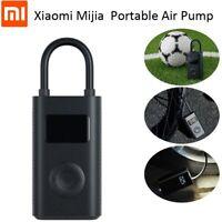 Xiaomi Mijia Portable Air Pump Compressor Electric Tire Inflator For Car Bike