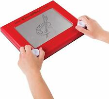 Etch a Sketch Classic Red Drawing Toy With Magic Screen for Ages 3 and up