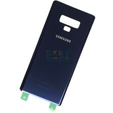 Ocean Blue Back Rear Glass Battery Cover For Samsung Galaxy Note 9