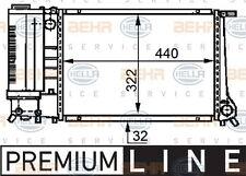 8MK 376 717-464 HELLA Radiador refrigeración del motor