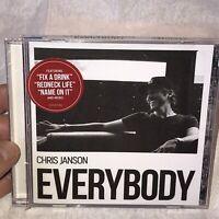"CHRIS JANSON CD"" EVERYBODY "" FACTORY SEALED, BRAND NEW, SHIP FREE"
