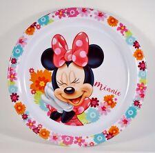 Minnie Mouse dînette 66273 Assiette plate 22 cm Mélamine