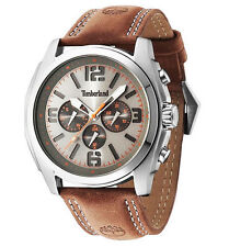 Men's Watch Timberland Leather Multifunction Autumn/winter TBL14366JS61