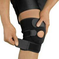 Bracoo Knee Support Open-Patella Stabiliser Adjustable Brace Single Sleeve