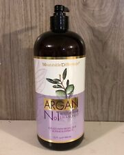 Measurable Difference Argan No. 1 Moisture Repair Shampoo 32 oz. Pump Bottle NEW