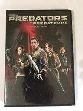 Predators (DVD, 2010)  Canadian Widescreen