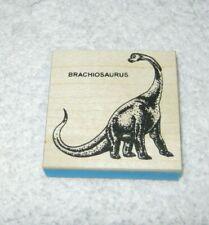 Unbranded - Foam Rubber Stamp - Dinasaur - Brachiosaurus - Medium Size