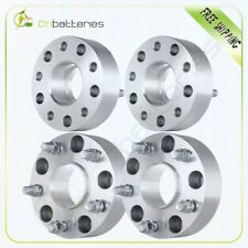 """(4) 2"""" Hubcentric Wheel Spacers 5x5.5 9/16"""" Bolt for 2002-2010 Dodge Ram 1500"""
