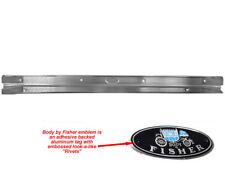 68-79 GM X-Body 2 Door models Door Jamb Carpet Sill Trim Scuff Plate LH New