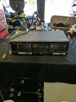 Studio Standard Fisher Double Cassette Deck CR-W864