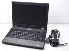 Dell Latitude E5410 Notebook Core i5 560M 2.67GHz Dual Core 4GB RAM 160GB HDD