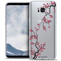 Coque Crystal Gel Pour Samsung Galaxy S8 (G950) Extra Fine Souple Summer Sakura