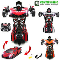 Lamborghini Veneno Transformers RC Radio Remote Control Drifting Robot Car EP