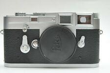 New listing Leica M3 Single Stroke Rangefinder 35mm Film Camera Cla'