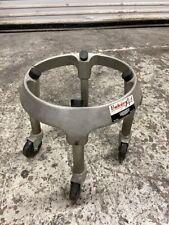 20 60 Qt Mixer Bowl Dolly Tall Transport Cart Heavy Duty Hobart Bakers Aid 6619
