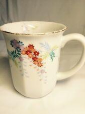 Wisteria Mist Otagiri China Porcelain Floral Coffee Tea Cup Mug
