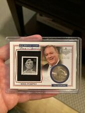 2020 Decision MIKE POMPEO Pieces of America Stamp & Quarter Relic /20 LINCOLN