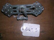 ANTIQUE BRASS CUPBOARD / WARDROBE HANDLE (B42B)
