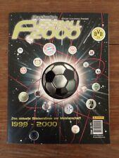 Album PANINI FUSSBALL 1999 2000 Bundesliga FOOTBALL GERMANY DEUTSCHLAND