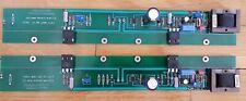DIY First Watt M2 populated boards class A amplifier