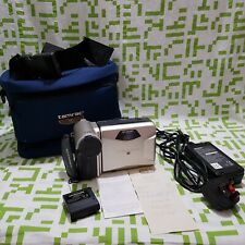 Sharp VL-A10S video 8 Videocámara ViewCam 8mm Estuche Y Accesorios Recibo Original