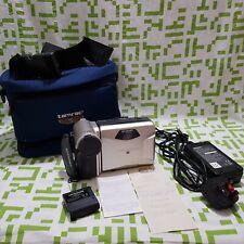 Sharp VL-A10S Video 8 Caméscope VIEWCAM 8 mm CASE & accessoires reçu Original