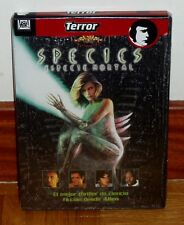 SPECIES-ESPECIE MORTAL-DVD-NUEVO-PRECINTADO-NEW-SEALED-CIENCIA FICCION-TERROR
