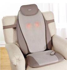 HoMedics Shiatsu Pro Plus Kneading Massage Cushion with Heat, MCS-380H