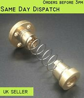 Brass Acme Threaded Trapazoidal T8 Anti Backlash Spring Nut for CNC 3D Printer