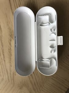 Travel Case for Philips Sonicare Rechargeable Electric Toothbrush Used