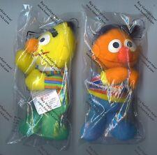 BERT and ERNIE SESAME STREET Mini Beans KELLOGG NEW cereal toy figure SEALED