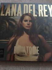 "LANA DEL REY 'BORN TO DIE' THE PARADISE EDITION VINYL LP 12"" NEW/SEALED"