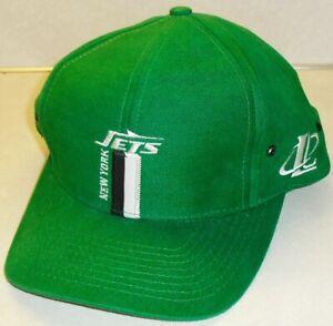 New York Jets Logo Athletic Vintage 90s Strapback hat Keyshawn Johnson New Nfl