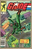 G.I. Joe A Real American Hero #20-1984 vf 8.0 GI G I / 1st Newsstand Variant