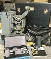 Paillard Bolex G 816 8mm & 16mm Cine/Movie Projector Untested, With Box