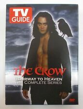 THE CROW: STAIRWAY TO HEAVEN Complete Series 5-Disc DVD Set 2007 TV Guide