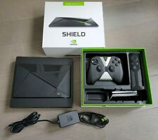 Nvidia Shield 4K Android TV 16GB (Model P2571)  Game Controller & Remote