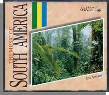 The Music of South America (1991) - by Los Amigos - New 15 Song CD!