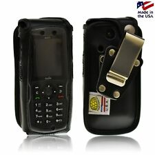 Turtleback Sonim Strike XP3410 IS Nylon Fitted Black Phone Case with Belt Clip