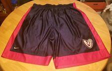 Vintage 90's Nike Authentic New Jersey Nets Basketball NBA Shorts XXL