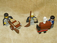 LEGO Sets: Harry Potter: Sorcerers Stone: 4711-1 Flying Lesson & 30110-1 Trolley