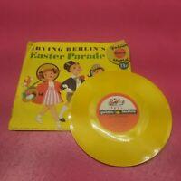 LITTLE GOLDEN RECORD R75 IRVING BERLIN'S EASTER PARADE 78 RPM SEE BELOW (GR4)