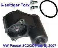 Stellmotor Parkbremse Feststellbremse  BREMSSATTEL EPB VW PASSAT 3C 12 Zähne