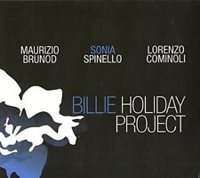 Sonia Spinello - Billie Holiday Project [New CD] Italy - Import