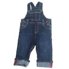 Salopette en jeans bébé garçon Tommy Hilfiger