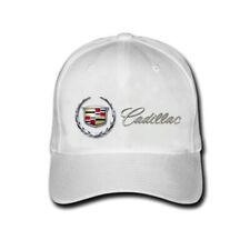 "Classic""! New ITEM Cadillac Logo White Hats"
