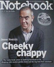 James Nesbitt – Notebook magazine – 10 January 2016