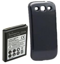 replacement extended battery with back cover for Samsung Galaxy S3 i9300 phone