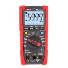 Uni T Ut191e True Rms Multimeter 6000 Count Dmm 600v 20a Ammeter Lpf Loz Tester
