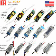 High Power Supply 3 W 10 W 20 W 30 W 50 W 100 W Controlador LED Chip chip-on-board corriente constante